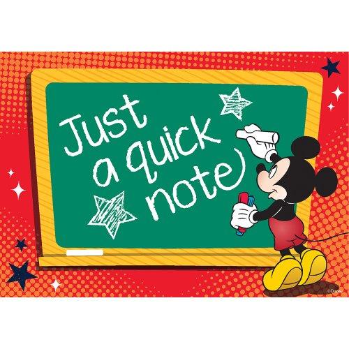 Eureka  Mickey Teacher Cards -