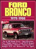 Ford Bronco, 1978-88, R. M. Clarke, 1855200376