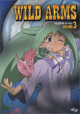 Wild Arms Anime (Wild Arms - The Return of Laila (Vol. 3))