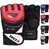 Authentic RDX MMA UFC Grappling Gloves Fight Boxing Punch Bag Kick Muay Thai