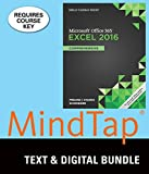 Paquete: Shelly Cashman Series Microsoft Office 365 y Excel 2016: Comprehensive + MindTap Computing, 1 plazo (6 meses) Tarjeta de acceso impreso
