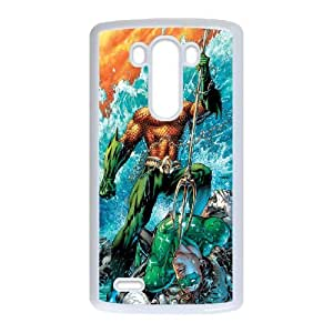 Well Design LG G4 phone case - design with Aquaman pattern