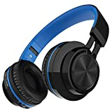 Picun BT06 Bluetooth Wireless Headphones Stereo Foldable Headset with Microphone and Volume Control for Sports and Running