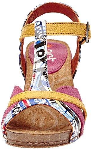 art I Feel 239 - Zapatos tacón alto Mujer Mehrfarbig - Multicolore (Box)