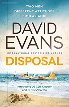 Disposal (The Tendring Series Book 1) by [Evans, David]