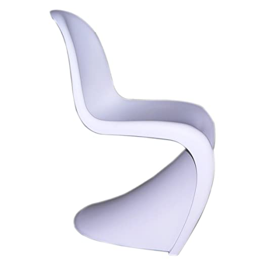 Vitra 44003004 Panton Chair since 1999 White: Amazon.co.uk ...