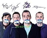 Impractical Jokers cast reprint signed autographed photo #2 Sal, Murr, Joe, Q TruTv