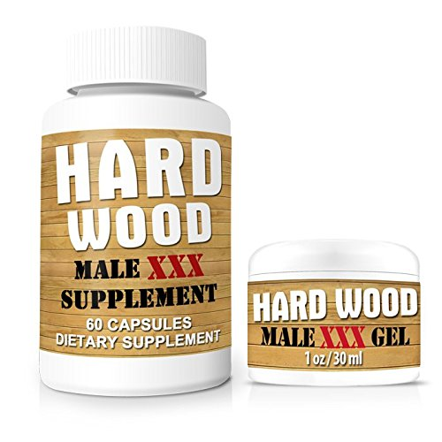 HardWood Male Enlargement Pills and Male Enlargement Cream-Penis Growth Pills and Delay Cream offer a 1-2 Punch for Maximum Natural Male Enlargement. Fast Acting Sex Pill and Enlargement Gel by Unknown