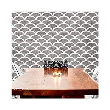 Art Deco Meubles Mur Sol Pochoir Pour Peinture Meubles Petit