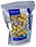Virbac C.E.T. Enzymatic Oral Hygiene Chews for Cats, Poultry Flavor, 96 Count