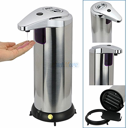 stainless-steel-hands-free-automatic-ir-sensor-touchless-soap-liquid-dispenser