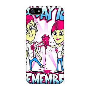 Durable A Day To Remember Back Case/cover For Iphone 5/5s