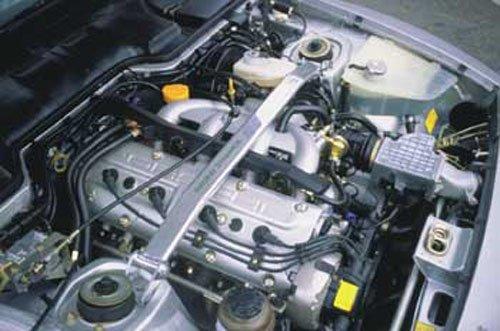 Racing Dynamics 944.99.00.010 Strut Brace, front, Porsche 924/924S/944 (Racing Brace Strut Front Dynamics)