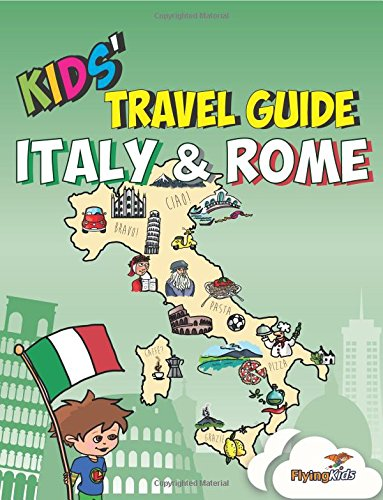 Kids Travel Guide discover Rome especially product image