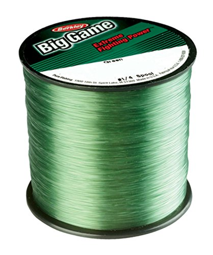 Monofilament Line 1 Lb Spool - Berkley Trilene Big Game
