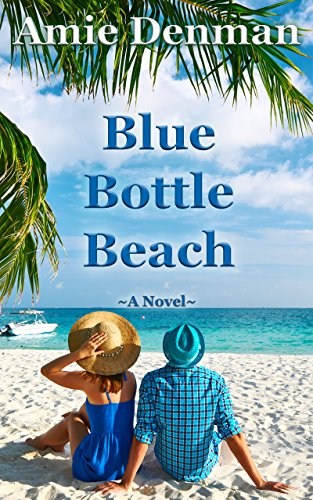 book cover of Blue Bottle Beach