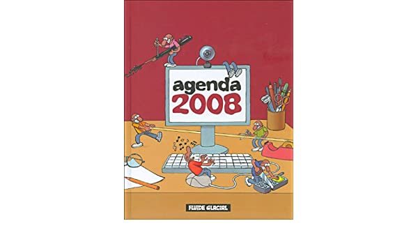 Agenda 2008: Amazon.es: Vincent Haudiquet, Jean-Michel ...