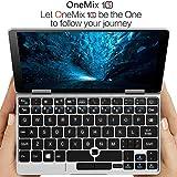 One Netbook One Mix 1S Yoga 7' Pocket Laptop Ultrabook Windows 10 Portable Mini Laptop UMPC Tablet PC Intel Celeron Processor 3965Y Dual Core 8GB/128GB PCIE SSD+2048 Level Original Stylus Pen