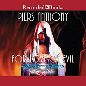 For Love of Evil Audiobook