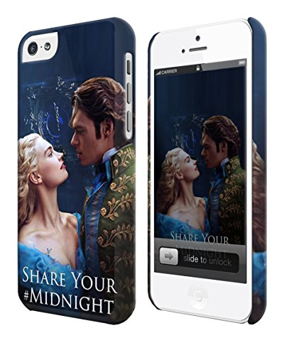 Cinderella 2015 Iphone 5 5s Hard Case Cover