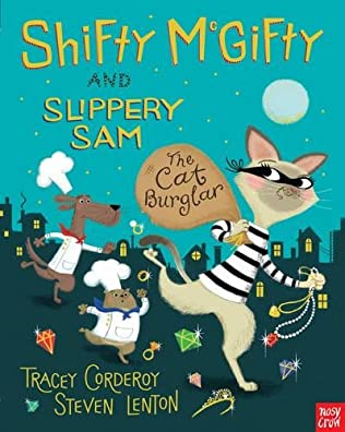 book cover of The Cat Burglar
