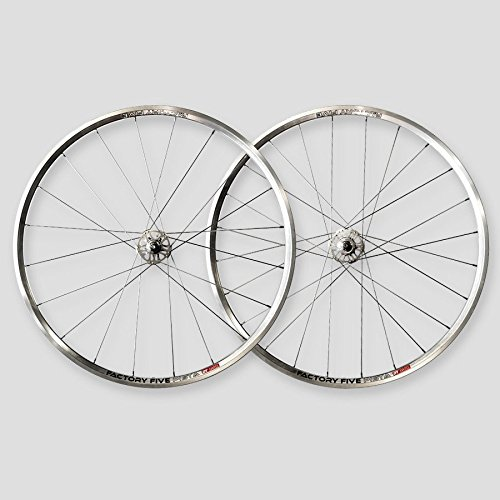 Factory Five - F5 Pista Track Wheelset - Silver