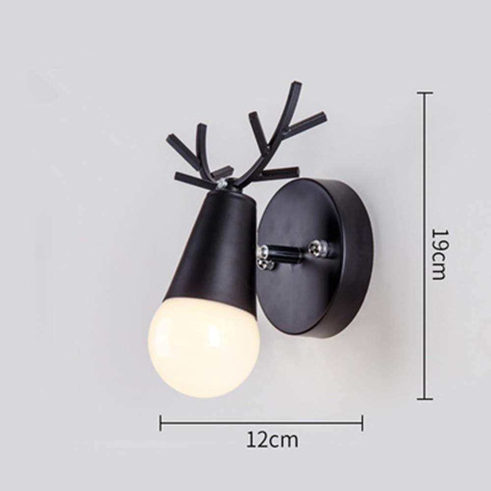 Doppelter Kopf Schwarz Gelbes Licht (warmes Licht) Modern Chandelier Modern Simple Creative Points Inkliniert Aluminium Tube Chandelier Schlafzimmer Restaurant Cafe Bar Club,Gelbes Licht (warmes Licht),Doppelter Kopf schwarz