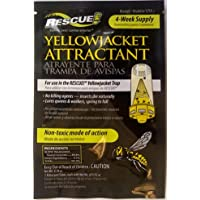 Rescue YJTA-DB36 4 Week Yellow Jacket Trap Attractant