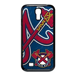 Mystic Zone Atlanta Braves Cover Case for SamSung Galaxy S4 I9500 Kimberly Kurzendoerfer