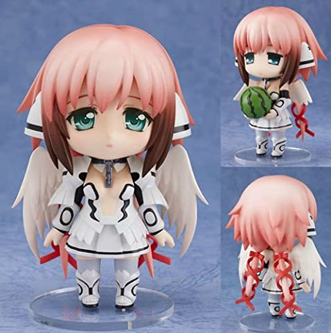 Shalleen Sora no Otoshimono Ikaros anime Q Cute figure pvc doll toy New in box (Sora No Otoshimono English)