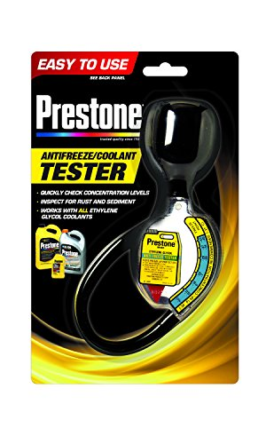 (Prestone AF-1420 Pack of 1 Coolant Tester)