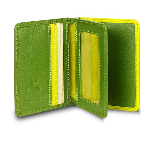 visconti-rb-64-multi-colored-soft-leather-card-business-card-holder-wallet-lime