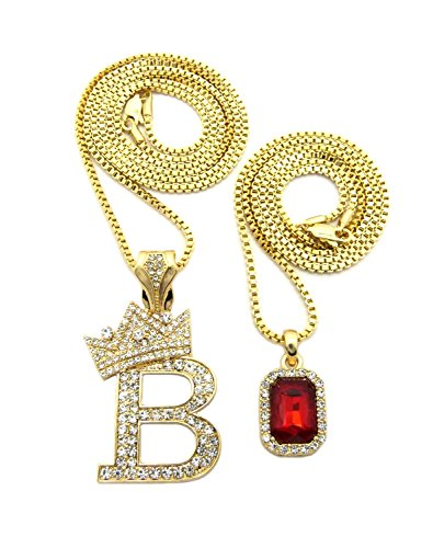 lil boosie gold chain - 4