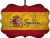 Spanish Flag%2DBenelux Aluminum Christma...