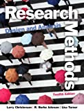 Research Methods, Design, and Analysis 12th Edition