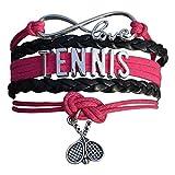 Girls Tennis Bracelet- Tennis Jewelry- Perfect Tennis Players, Coaches & Tennis Teams