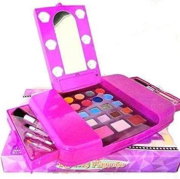 Kennedy Playsets - Juego de cosméticos de Maquillaje para niñas pequeñas: Amazon.es: Juguetes y juegos