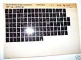 Caterpillar Parts Manual CS431B Compactor Microfiche