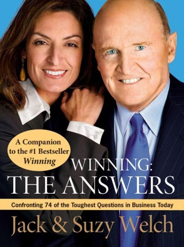 image for Winning: The Answers: Confronting 74 of the Toughest Questions