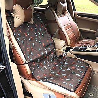 tyughjytu Dog Seat Cover Car Seat Belt Protection Complã¨Te pour Votre Non-Slip éTanche