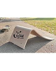 G35 Rampa de Salto - Altura 35 CM - Para Skateboard, Patineta, Bicicleta, Patines, RC