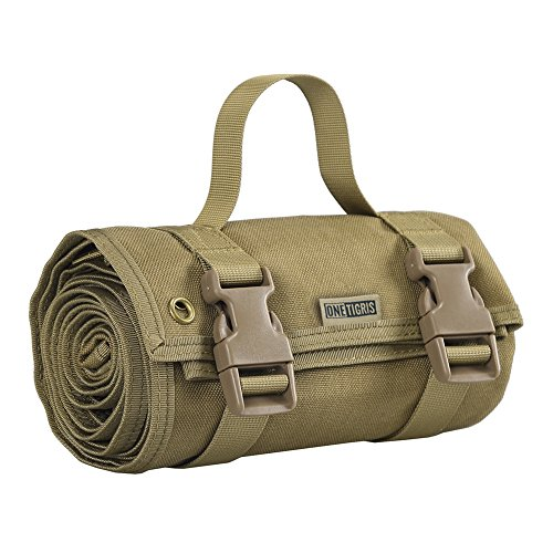 - OneTigris Non-Padded Shooting Mat SD03 (Coyote Brown - 1000D Nylon)