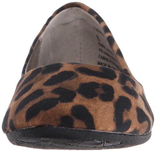 sintética P Steve Planos Fabric Zapatos Heaven Madden Fibra Leopard PCPxnfO7
