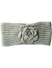 Women's Embelished Flower Headwrap