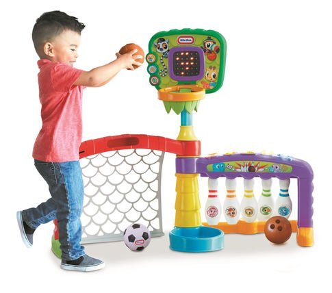 Little Tikes 3-in-1 Sports Zone by Little Tikes (Image #1)