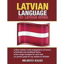 Latvian Language: 101 Latvian Verbs