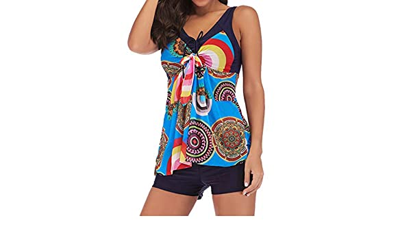 POLP Ropa de baño Bañadores Mujer Tallas Grandes Gradiente de Color Traje de baño Mujer Dos Piezas Mujer 2019 Push up Bikinis Playa Verano Bikini Brasileño ...