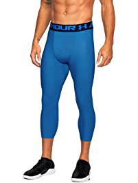 Under Armour Men's HeatGear Armour Compression ¾ Leggings