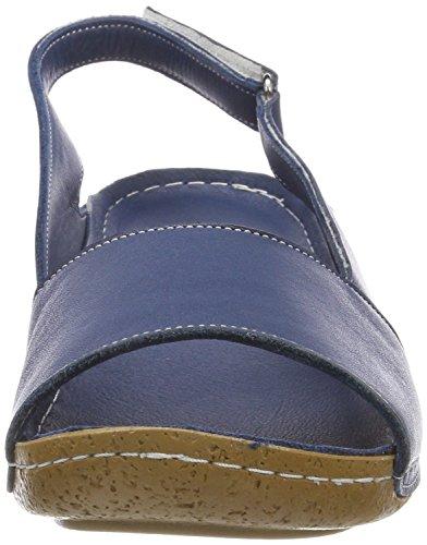 Bleu Conti Jeans 0025782 Femme Bout 274 Andrea Ouvert UFf8zwx