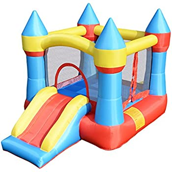 3e74ef0bf Amazon.com  Intex Jump O Lene Castle Inflatable Bouncer